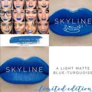 Skyline lipsense limited edition new and sealed